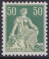 Suisse  .    Yvert   124a   .    Papier  Gaufré       .    *       .   Neuf  .  /   .    Mint-hinged - Unused Stamps