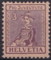 Suisse  .    Yvert   154      .    *       .   Neuf  .  /   .    Mint-hinged - Unused Stamps