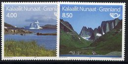 GREENLAND 1995 Nordic Countries: Tourism  MNH / **.  Michel 260-61 - Greenland