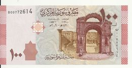 SYRIE 100 POUNDS 2009 UNC P 113 - Syrie