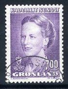 GREENLAND 1994 Queen Margarethe 7.00 Kr. Definitive Used.  Michel 244 - Greenland