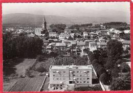 CPSM 38 ROUSSILLON  La Clinique Et Vue Générale  N° 38273 *  Format CPM - Roussillon