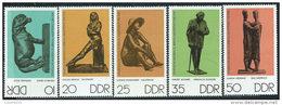 DDR 1976 Nuovo** - Mi.2141/5  Yv.1817/21 - [6] Repubblica Democratica