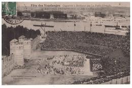33 - Bordeaux . Fête Des Vendanges . Bacchus Triomphant - Réf. N°4485 - - Francia