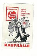 Kalender / Calendrier / 1978 KAUFHALLE (Duitstalig) - Calendriers
