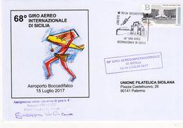 Palermo Boccadifalco - 2017- 68° Giro Aereo Internazionale Di Sicilia - - 1946-....: Moderne