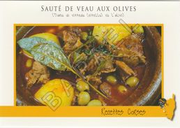Recette Corse - Sauté De Veau Aux Olives (Photo François Balestriere) - Recetas De Cocina