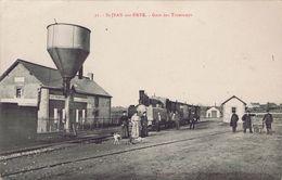 53 - Saint-Jean-sur-Erve - Gare Des Tramways - France
