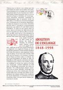 3- FRANCE Yvert 3148 Abolition Esclavage 1998 - Documenten Van De Post