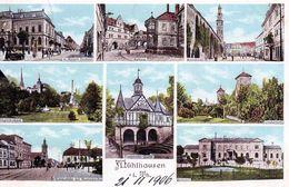 Thuringen, Mühlhausen I Thüringen, Carte Multivues - Muehlhausen