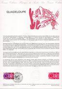 3- FRANCE Yvert  2302 Guadeloupe - Documenten Van De Post