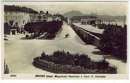 ARONA PENSILINA VIALE COLOMBO - Verbania