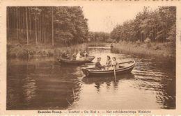 """Kemzeke - Tromp : Lusthof """" De Wal """" Roeien In Een Bootje - Stekene"""