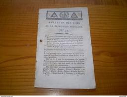 Lois An 2: Guillotine Pour Général Lavalette,Boulanger,Robespierre,Couthon,Lebas,Dumas... Dans La Journée - Decrees & Laws