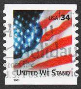 United States - Scott #3550 Used (2) - Coils & Coil Singles