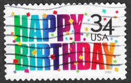 United States - Scott #3558 Used (2) - United States