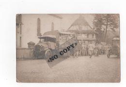 DIEFMATTEN - ( Haut Rhin ) Alsace -   Photo Format 17 Cm Par 11 Cm - Camion BAZAR Pendant La 1er Guerre Mondiale - Guerre, Militaire