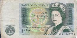 1  POUD - BANK  OF  ENGLAND - Anno  1955. - 1952-… : Elizabeth II