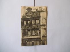 DIJON- MAISON DES CARIATIDES RUE CHAUDRONNERIE 1908 - Dijon