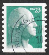 United States - Scott #3617 Used (2) - Coils & Coil Singles