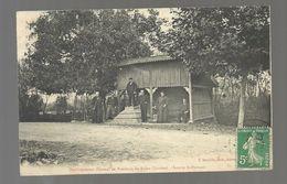 CPA 1909 établissement Thermal De Préchacq Les Bains, Source Sulfureuse, Animation, Mr Le Curé - Frankreich