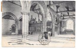 29 - SAINT HERBOT - La Chapelle - Vue Intérieure - Ed. LL N° 29 - 1925 - Plonevez-du-Faou