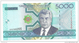 Turkmenistan 5000 Manat 2005 UNC .S. - Turkmenistan