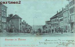 ROMONT SOUVENIR FRIBOURG SUISSE SWITZERLAND - FR Fribourg