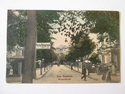 Germany/Bad Nauheim-Post & Telegraph,unused Postcard Around 1900s - Bad Nauheim