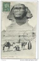 Egypt The Sphinx - Sphinx
