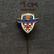Badge (Pin) ZN005732 - Basketball Yugoslavia Croatia Kraljevica - Baseball