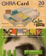 TARJETA FUNCIONAL DE HOLANDA (CHIP) OHRA CARD 20. FUTBOL. (132) - Otras Colecciones