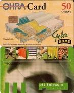 TARJETA FUNCIONAL DE HOLANDA (CHIP) OHRA CARD 50. FUTBOL. (133) - Otras Colecciones