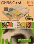 TARJETA FUNCIONAL DE HOLANDA (CHIP) OHRA CARD 100. FUTBOL. (134) - Otros