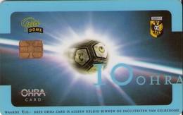 TARJETA FUNCIONAL DE HOLANDA Gelredome Uhlsport FUTBOL (CHIP) OHRA CARD 10 (135) - Otros