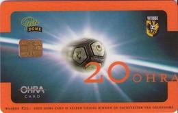 TARJETA FUNCIONAL DE HOLANDA Gelredome Uhlsport FUTBOL (CHIP) OHRA CARD 20 (136) - Otras Colecciones