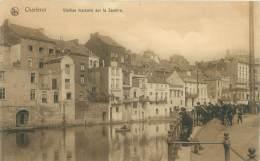 CHARLEROI - Vieilles Maisons Sur La Sambre - Charleroi