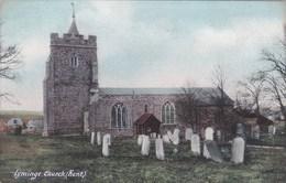 LYMINGE CHURCH - England