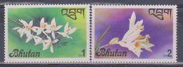 Bhutan - Fiori (MNT) - Bhutan