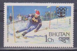 Bhutan - Olimpiadi Invernali (MNT) - Bhutan