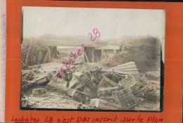 Photo Guerre 1914-18   VERS LA GRANDE  Tranchée  AU TUNNEL    SEPT 2017  466 - Guerre, Militaire