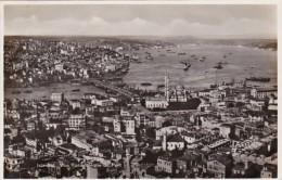 Turkey Istanbul Panoramique Du Port Photo - Turkey