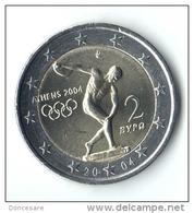 ** 2 EUROS GRECE 2004 COMMEMORATIVE PIECE  NEUVE ** - Greece