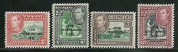 "St. Vincent     "" Overprinted ""      Set     SC# 176-79   Mint - St.Vincent (1979-...)"