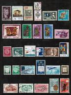ISRAEL---Collection Of USED DL-376 - Collections (without Album)