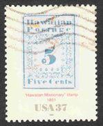 United States - Scott #3694b Used - United States