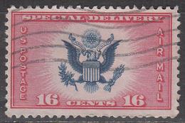 UNITED STATES    SCOTT NO. CE2     USED      YEAR  1936 - Pacchi