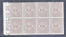 ITALY  76 X 8   ** - 1900-44 Vittorio Emanuele III