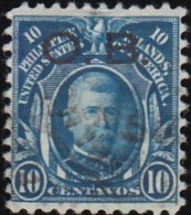 PHILIPPINES - Scott #O9 Gen. Henry W. Lawton 'Overprinted' / Used Stamp - Philippines
