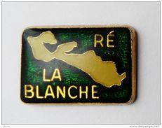 Pin's Ile De Ré La Blanche - 37R - Steden